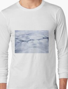 Crack in Ice Long Sleeve T-Shirt