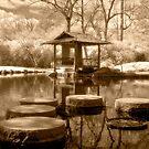 Japanese Prayer Room by Anthony M. Davis