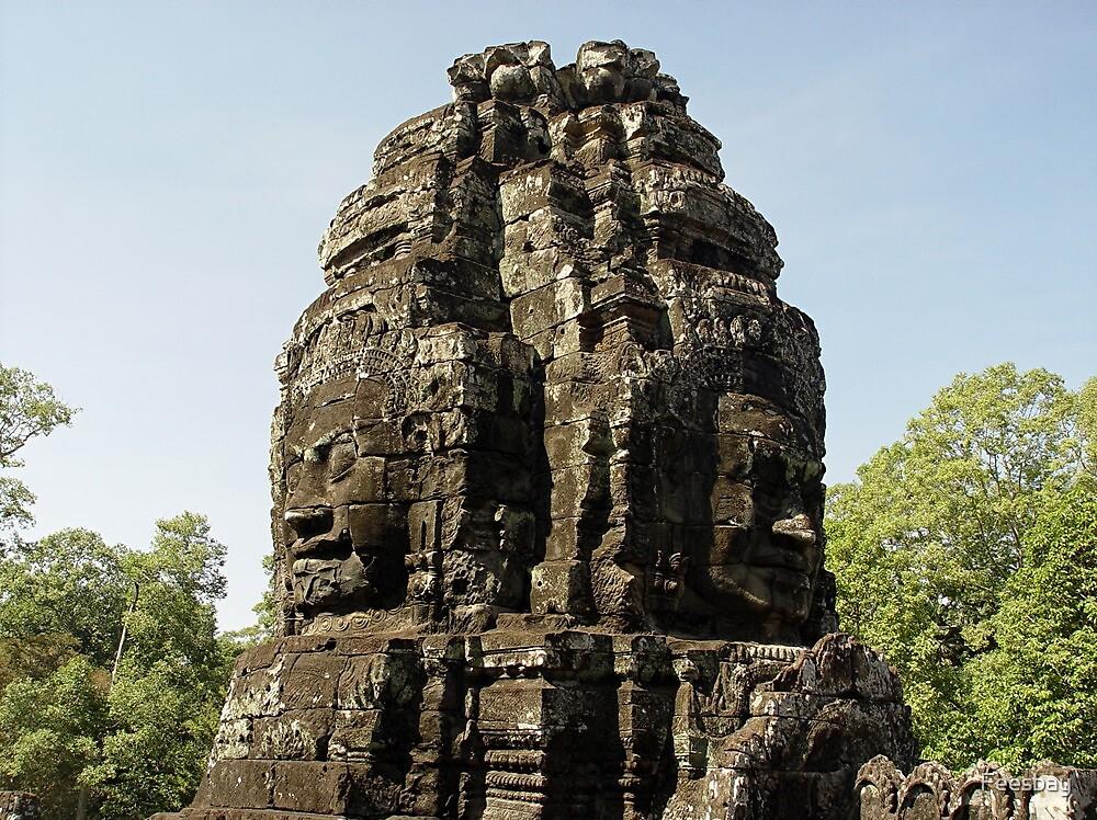 Cambodia. Angkor Wat , Siem Reap 41 by Feesbay