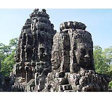 Cambodia. Angkor Wat , Siem Reap 42 Photographic Print