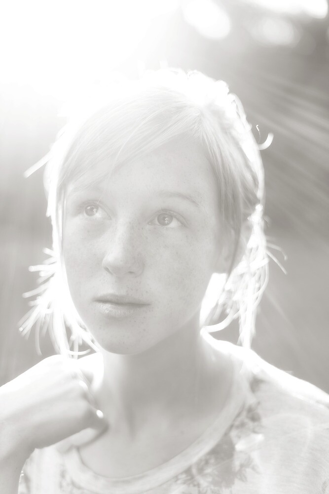White light by Sarah Moore