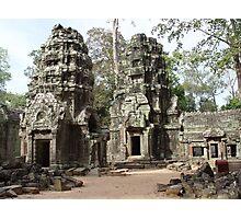 Cambodia. Angkor Wat , Siem Reap 49 Photographic Print