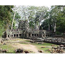 Cambodia. Angkor Wat , Siem Reap 55 Photographic Print