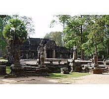 Cambodia. Angkor Wat , Siem Reap 59 Photographic Print