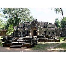 Cambodia. Angkor Wat , Siem Reap 65 Photographic Print