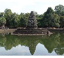 Cambodia. Angkor Wat , Siem Reap 67 Photographic Print