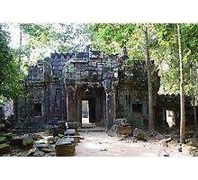 Cambodia. Angkor Wat , Siem Reap 69 Photographic Print