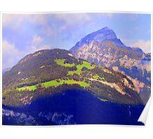 Wonderful Switzerland I Poster