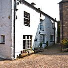 Church Cottages - Dent,Cumbria by Trevor Kersley