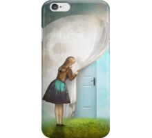 Secret Entrance iPhone Case/Skin