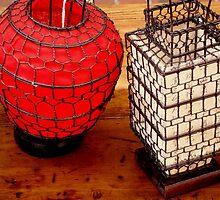 Japanese Lanterns by ctheworld