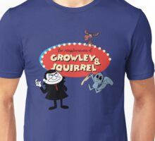 The Misadventures of Growley & Squirrel Unisex T-Shirt