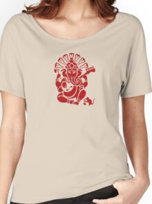 Ganesh plugged in Women's Relaxed Fit T-Shirt