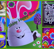 Shiny Happy Easter by ©The Creative  Minds