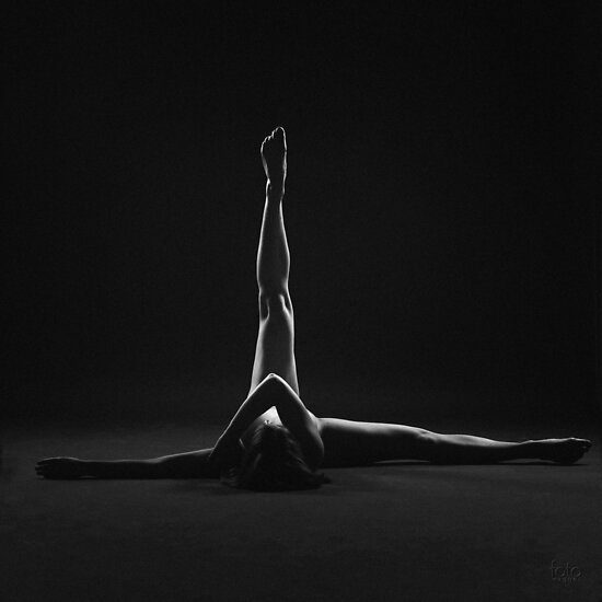 Dancer-pose #1 by fotowagner