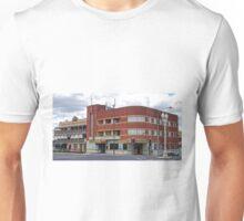 Knickerbocker and the Royal Hotels, Bathurst. Unisex T-Shirt