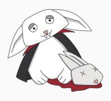 Cute Vampire Rabbit by Scatz