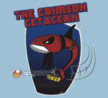 The Crimson Cetacean Kids Clothes