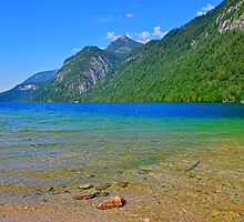 Lake Königssee 05. Germany. by Daidalos