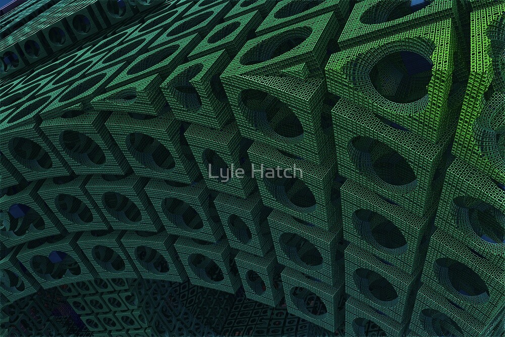 Girders by Lyle Hatch