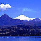 Volcano Villarrica I by Daidalos