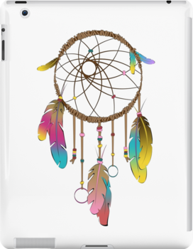Dreamcatcher Rainbow  by VMDolphin