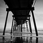 Ellwood Pier 2 - Goleta, California by Firesuite