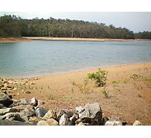 Ten Mile Brook Dam Photographic Print