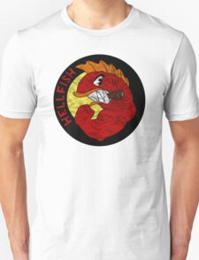 HELLFISH SIMPSONS - PAPER TEXTURE T-Shirt