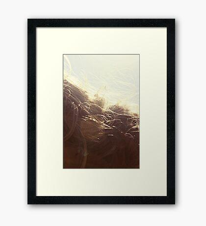|| sweet oh luscious life || Framed Print