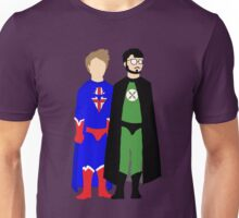 X-Ray and Vav Unisex T-Shirt