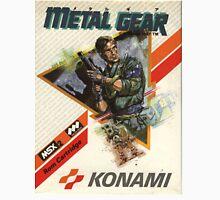 Metal Gear NES Men's Baseball ¾ T-Shirt