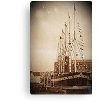 The SS Great Britain, Bristol, UK  Canvas Print