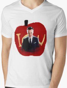 Moriarty iou Mens V-Neck T-Shirt