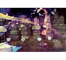 Kamakura Graveyard Photographic Print