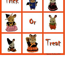 Sylvanian Halloween by SylvanianB