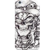 Guns n roses Slash  iPhone Case/Skin