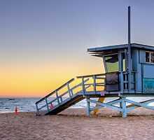 Santa Monica Sunset #2 by Firesuite