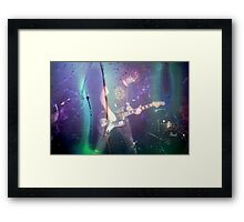 A Place to Bury Strangers Framed Print