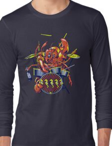 Rocking Lobster Long Sleeve T-Shirt