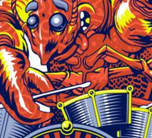 Rocking Lobster Sticker