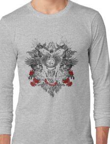 Saberwulf Long Sleeve T-Shirt