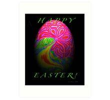 HAPPY EASTER!! Art Print
