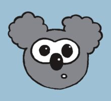Cartoon Koala Kids Clothes