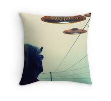 Invasion Force 2011 Throw Pillow