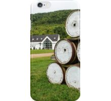 Glenora Distillery Nova Scotia iPhone Case/Skin