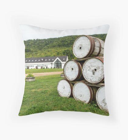 Glenora Distillery Nova Scotia Throw Pillow