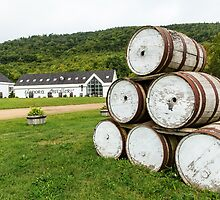Glenora Distillery Nova Scotia by bengraham