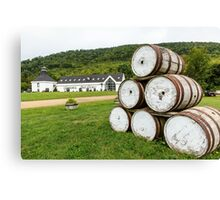 Glenora Distillery Nova Scotia Canvas Print