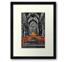 St Marys Cathedral Framed Print
